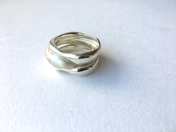 Sargasso Silver Ring