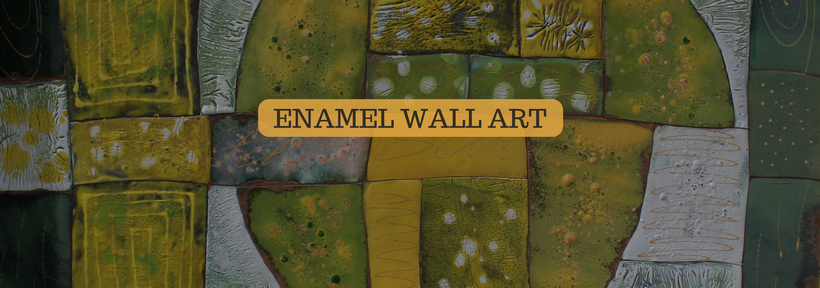 ENAMEL PAINTINGS