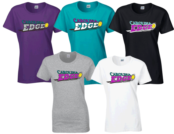 Carolina Edge Ladies T's