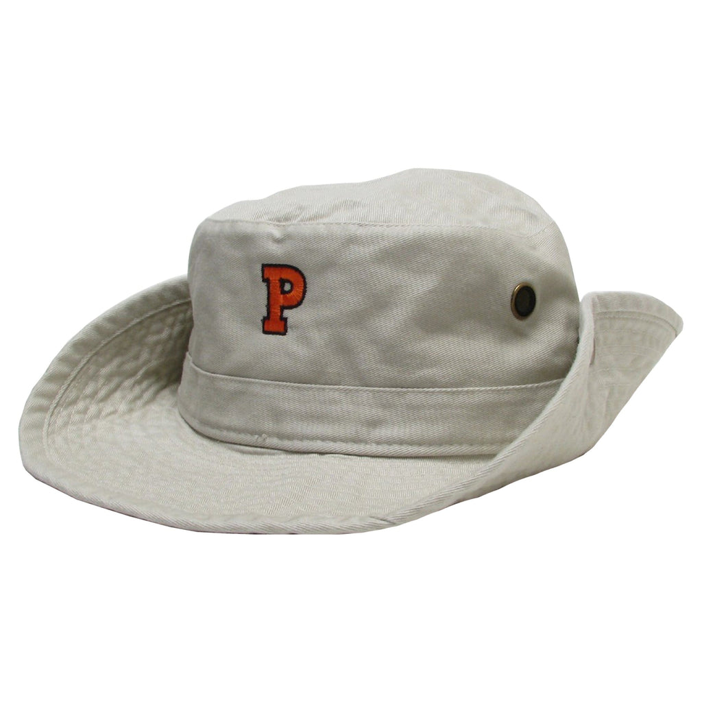 Princeton - P - Boonie - Fitted - Hat