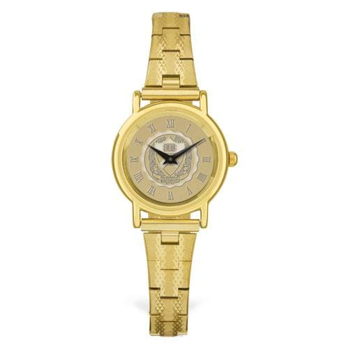 Ladies Watch Gold Links