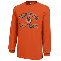 Princeton - Youth - Seal - L/S Tee