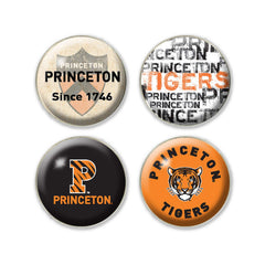 Princeton Vintage Fridge Magnets (4pk)