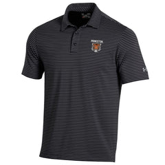Princeton - Under Armour - Playoff - Stripe - Polo