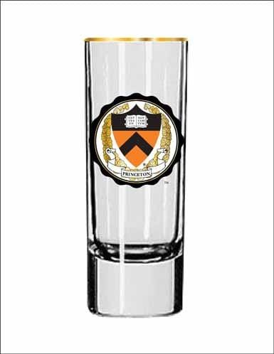 Medallion Fluted Shot Glass - 2oz.