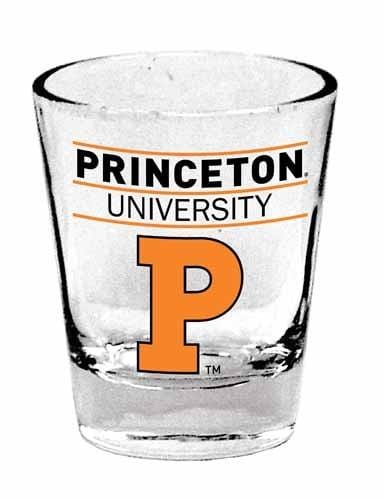 Orange P Shot Glass - 1.5 oz.