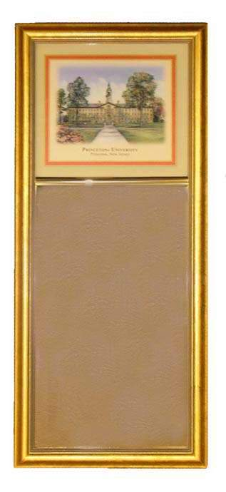 Princeton Painted Mini Mirror - Eglomise Designs