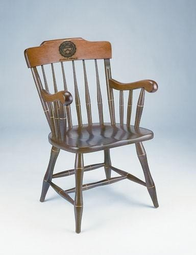 Captain's Chair - All Cherry with Personalization
