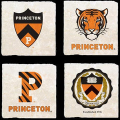 Princeton Tileworks Marble Coasters (Set of 4)