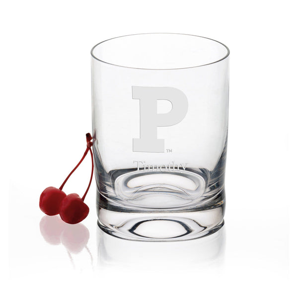 Solid P Glass Tumbler (Set of 4)