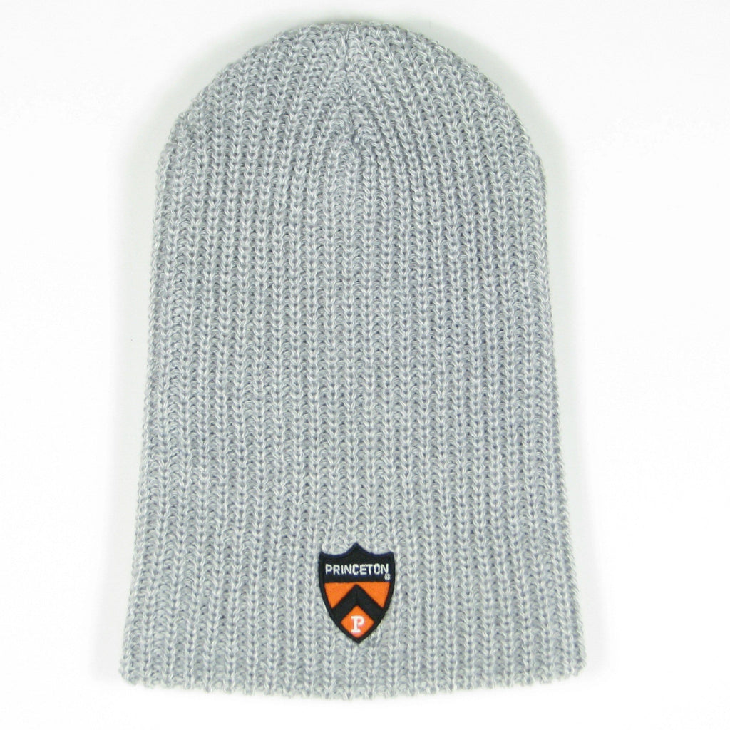Shield Long Knit Beanie