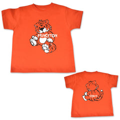 College Kids Toddler Hi & Bye Tee