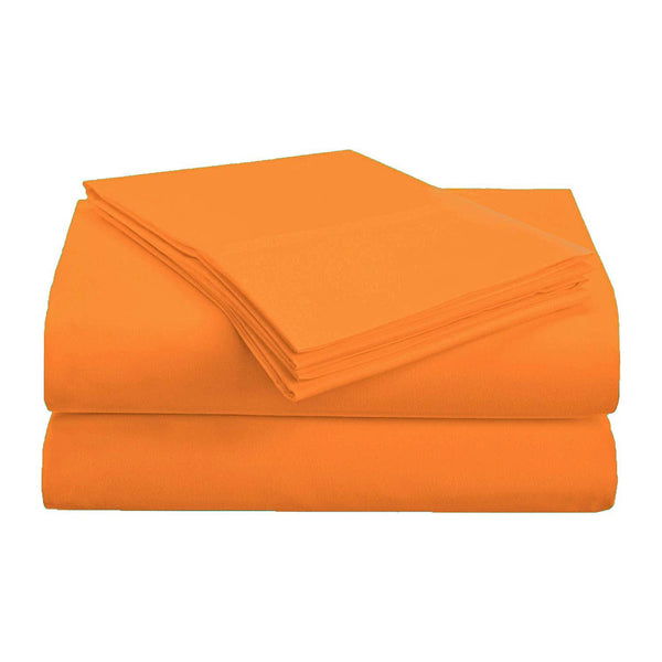 Superior Sheet Set - Orange