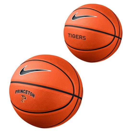 Princeton Nike Mini Inflated Basketball