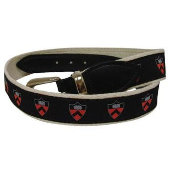 Princeton Shield Men's Belt