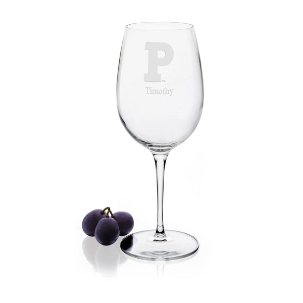 Solid P Red Wine Glasses ( Set of 2)