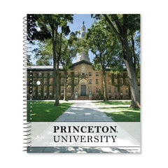 "Nassau Hall 1 Subject Notebook (11"" x 8.5"")"