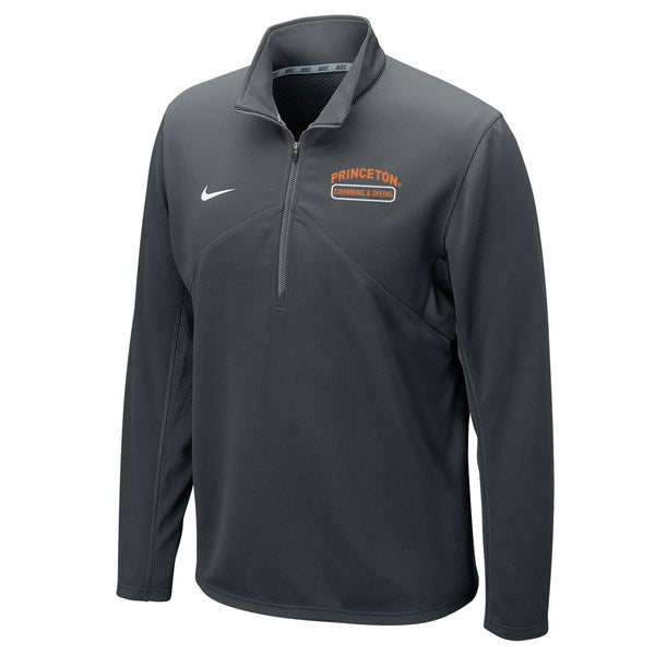 Princeton - Nike - Swimming & Diving - DRI-FIT - 1/4 Zip