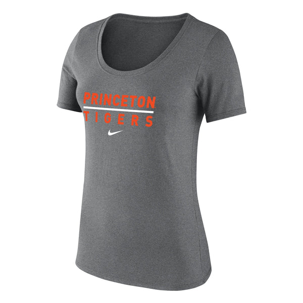 Nike Women's Charged Cotton Tigers Tee