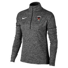 Nike Women's Heather Element 1/2 Zip