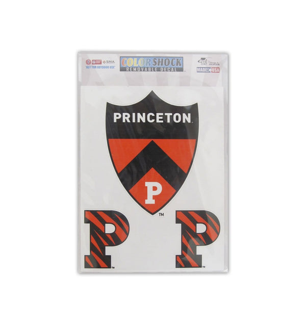 Princeton - Shield - iPad - Decal
