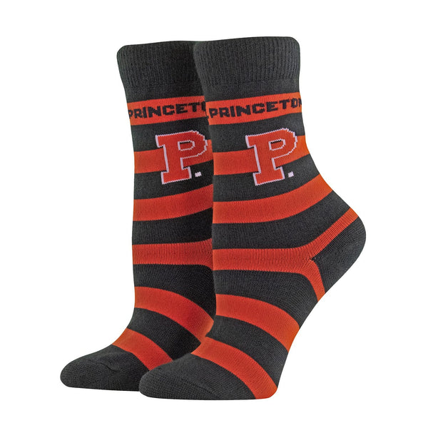 Princeton Youth Rugby Stripe Socks (6-8)