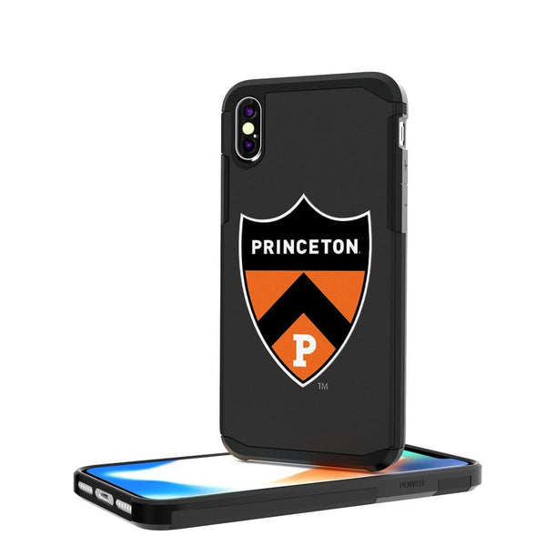Princeton Rugged iPhone XS MAX Phone Case - Black