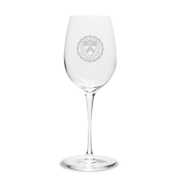 Luigi Bormioli 12 oz. Titanium White Wine Glass