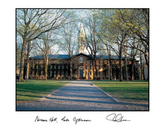 Nassau Hall - Late Afternoon - Robert Gambee