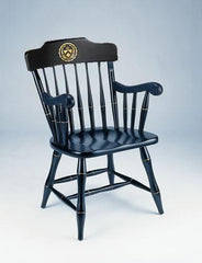 Captain's Chair - Black