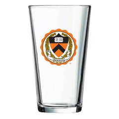 Full Color Decal Seal Pint Glass - 16 oz.