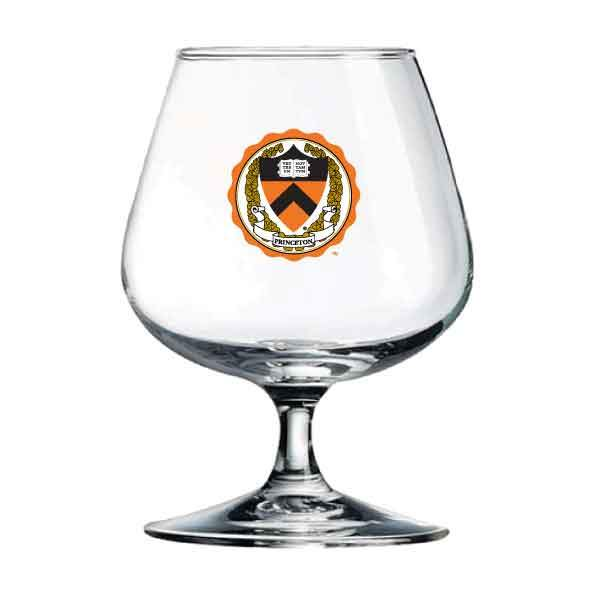 Full Color Decal Brandy Glass - 12 oz.