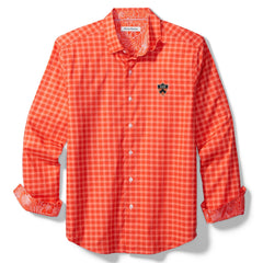 Tommy Bahama Sport Competitor Check Woven Shirt