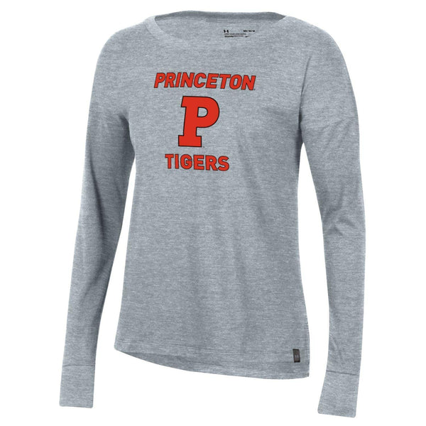 Under Armour Women's Charged Cotton Long Sleeve Tee