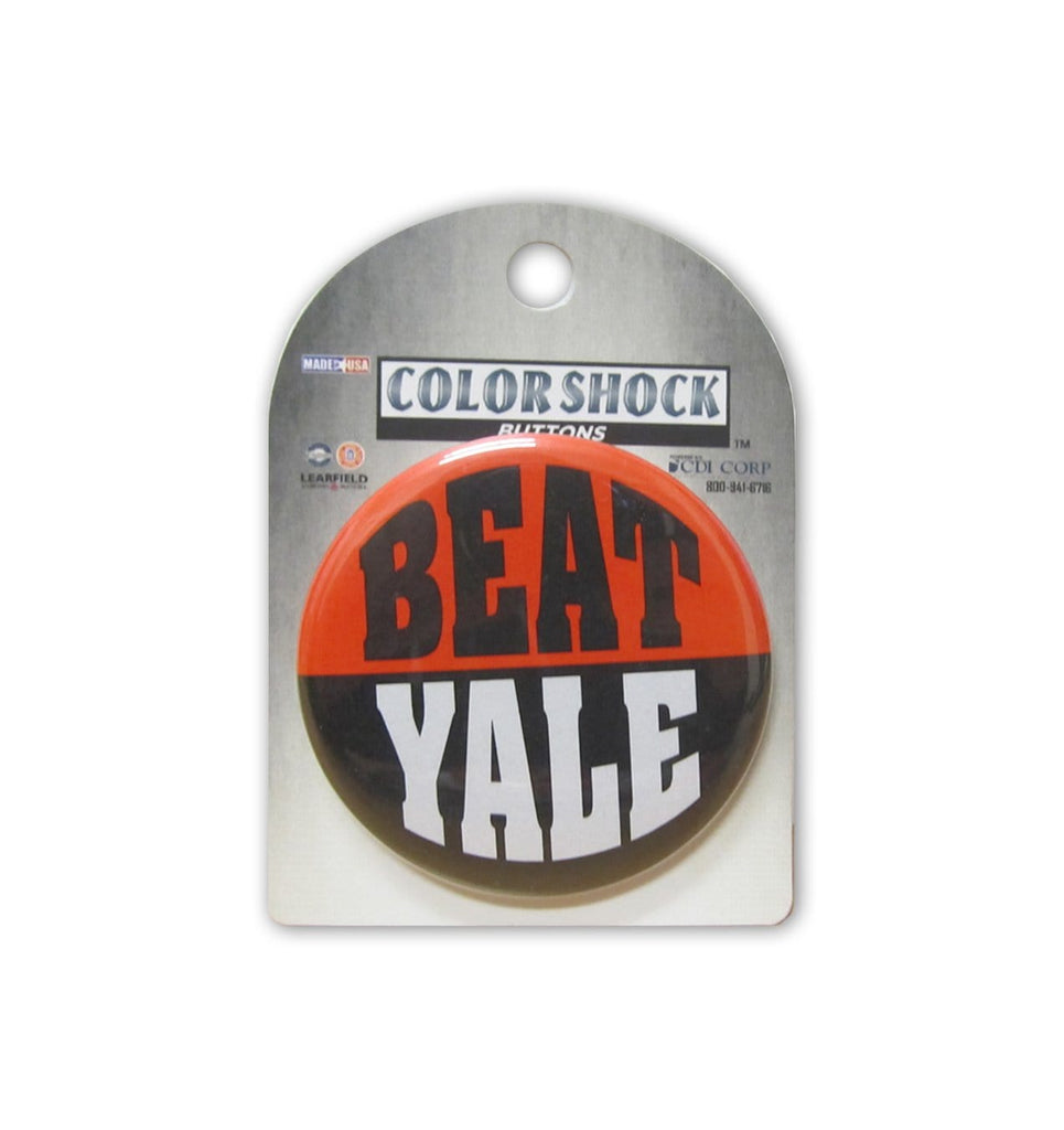 Beat Yale Button