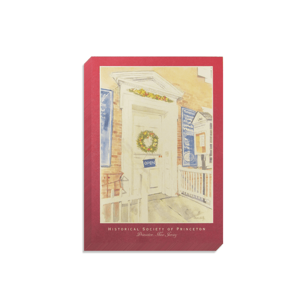 """Historical Society"" Holiday Cards - 10 Pack"