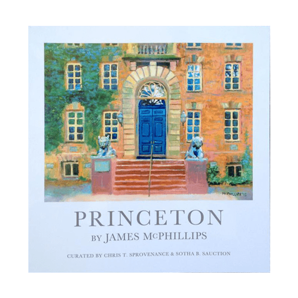 Princeton Art Book - James McPhillips