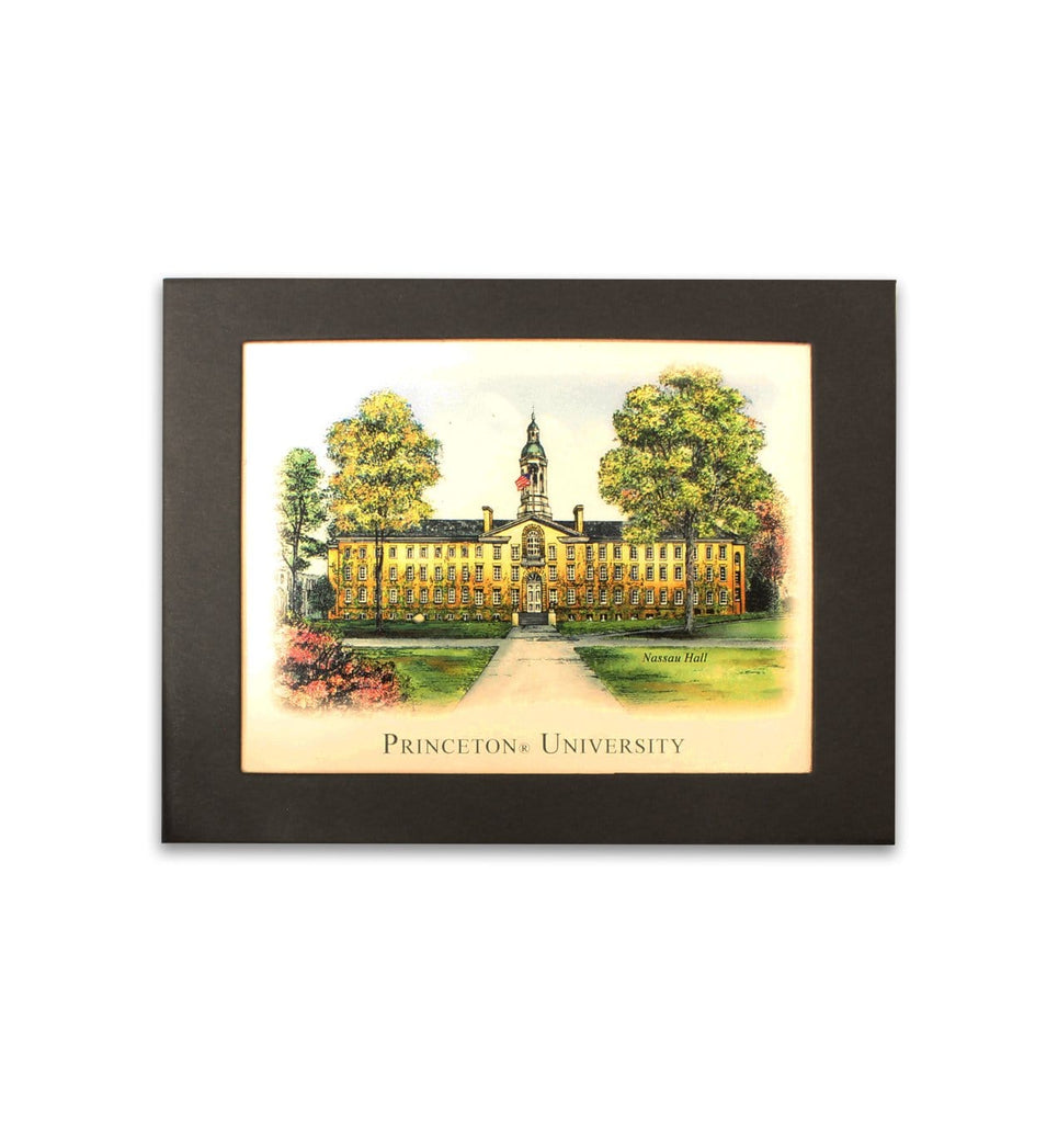 Princeton Note Cards (Blank) - Nassau Hall (Set of 10)