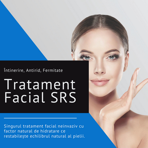 Tratament Facial SRS Anti-Acne & Anti-Sebum