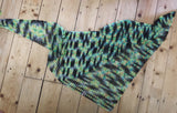 Crochet Pattern - Elfed Shawl