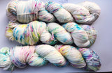 Coco - Hand dyed 4ply/sock yarn 100g/425m superwash merino, nylon blend