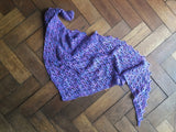 Crochet Pattern - Women's Oona Shawl