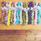 The Mini Skein Club : 6 Box Subscription