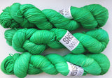 Holly - Hand dyed 4ply/sock yarn 100g/425m superwash merino, nylon blend