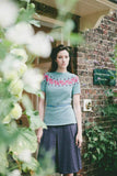 Crochet Pattern - Women's Sweetheart Sweater
