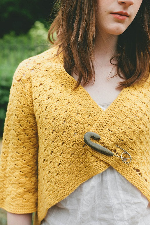 Crochet Pattern - Women's Leonie Cardigan