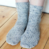 The Crochet Sock Collection - Printed Book