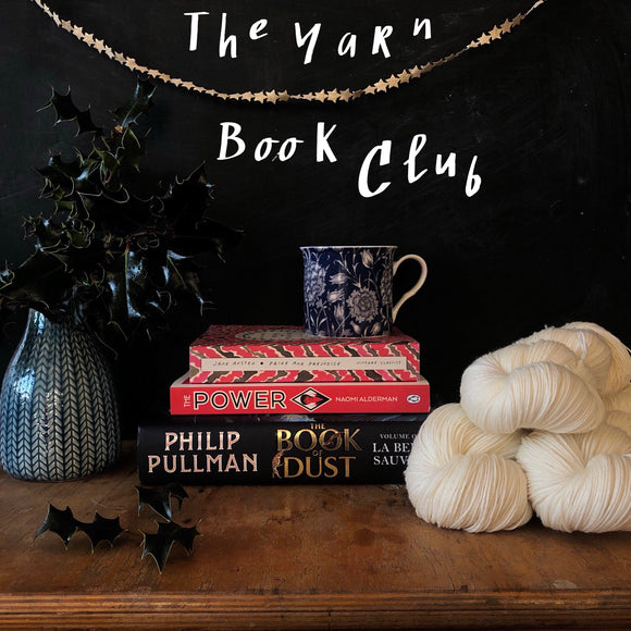 The Yarn Book Club 2019 - single box - SEPTEMBER