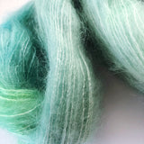 Opuntia  - Hand dyed - lace weight yarn - 50g/420m - kid mohair - silk