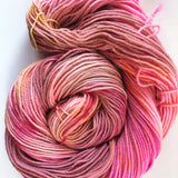 Muscula  - Hand dyed DK yarn 100g/225M superwash merino